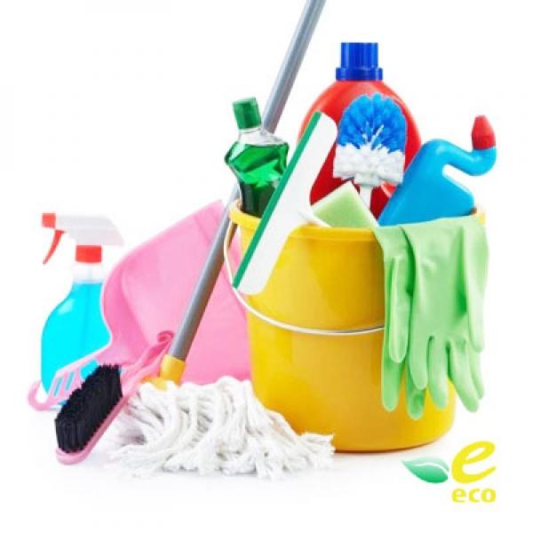 Reinigungsprodukte Eco-Zertifizierung