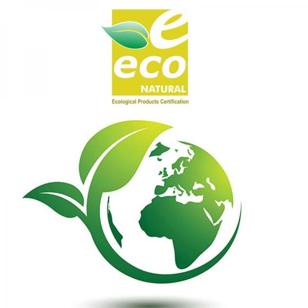 Сертификат натурального натурального продукта ECO